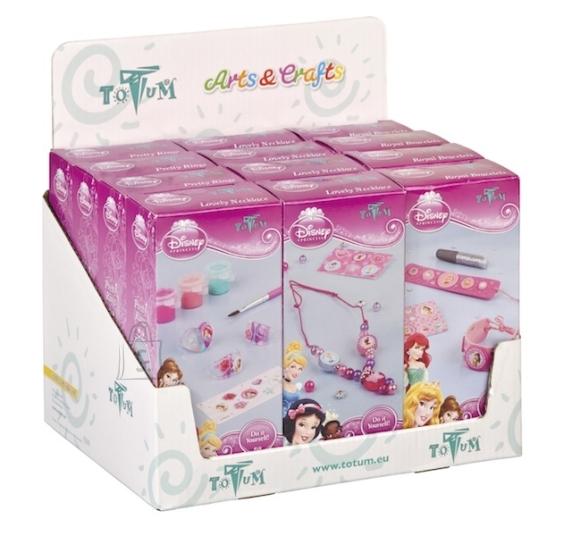 Totum Disney Princess ehete tegemise komplekt, erinevad variandid
