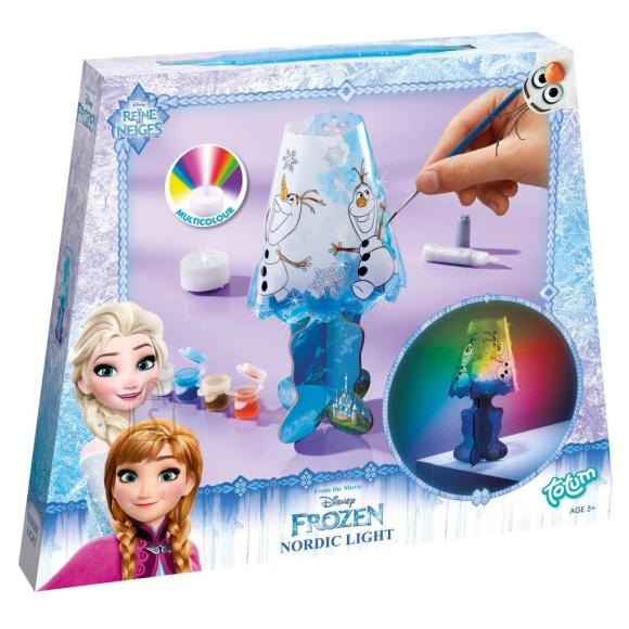 Totum käsitöökomplekt Frozen Nordic Light