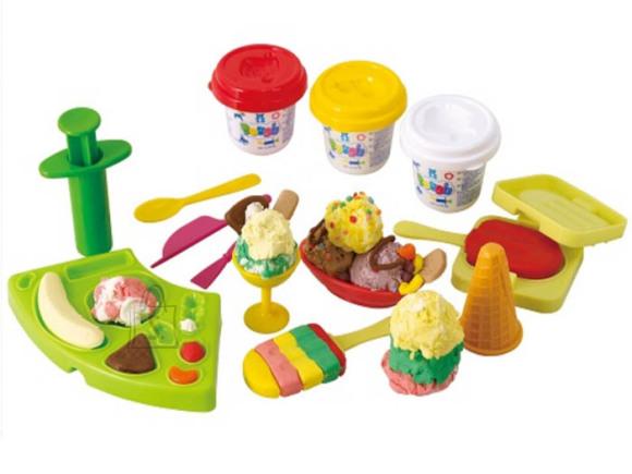 Playgo PLAYGO Dough jäätise valmistamise komplekt, 8592/8312