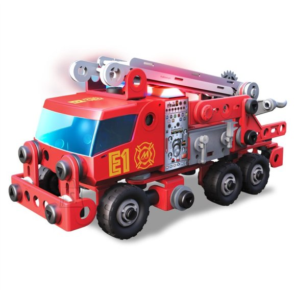 Meccano konstruktor tuletõrjeauto Deluxe Jr.