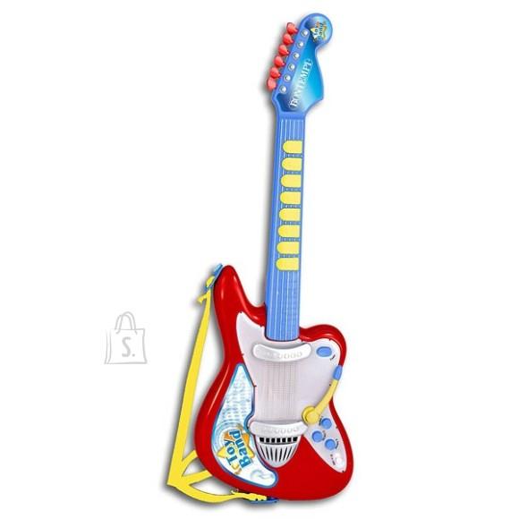 Bontempi laste elektriline kitarr valgusefektidega
