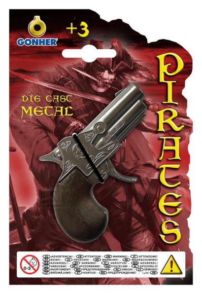 Gonher piraadi mängupüstol 156/0