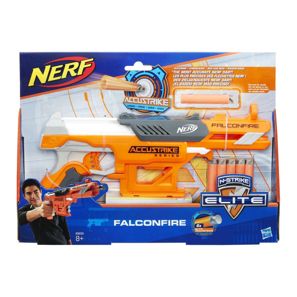 NERF N-Strike Elite Accustrike mängupüstol Falconfire, B9839EU4