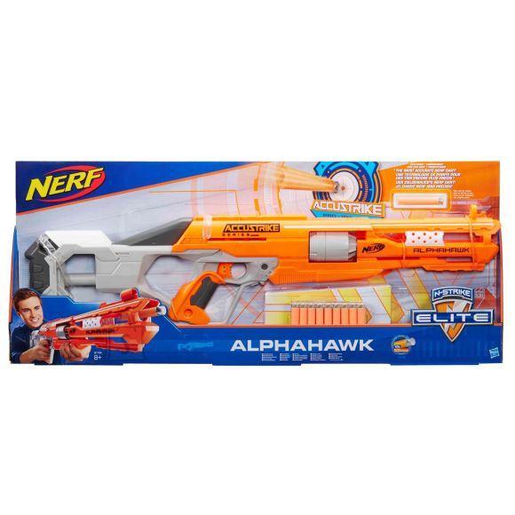 NERF N-Strike Elite Accustrike mängupüstol Alphahawk, B7784EU4