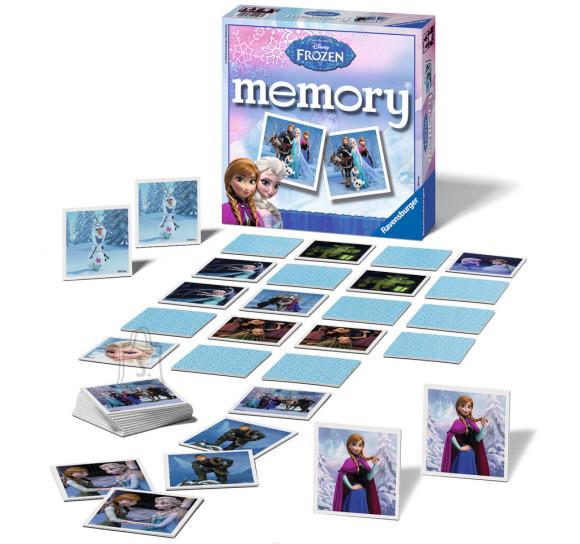 Ravensburger memoriin Frozen