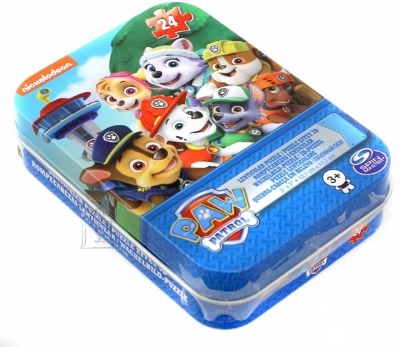 Nickelodeon CARDINAL GAMES pusle karbis 24osa Paw Patrol, 6028794