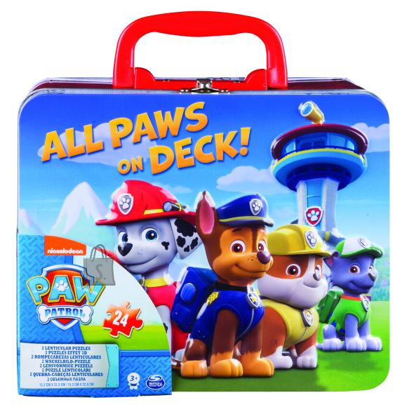 Nickelodeon CARDINAL GAMES pusle 3D Paw Patrol, 6028793/6033103