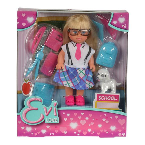 Simba Evi LOVE nukukomplekt koolipäev