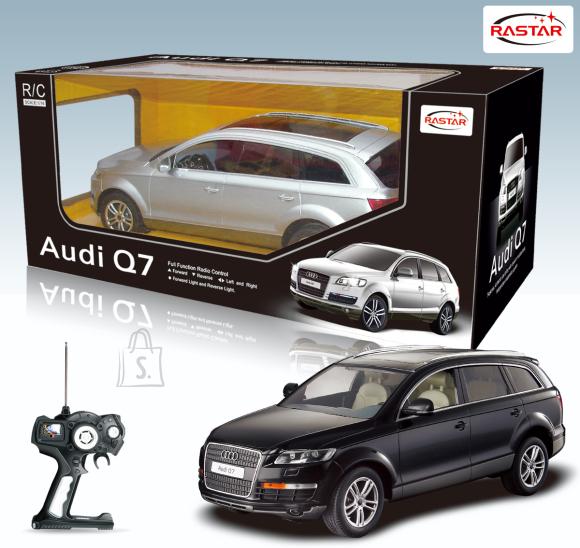 Rastar mudelauto Audi Q7 1:14