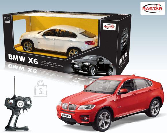 Rastar mudelauto BMW X6 1:14