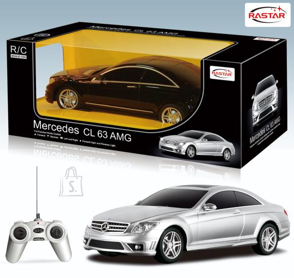 RASTAR 1:24 Mercedes CL63 AMG, 34200