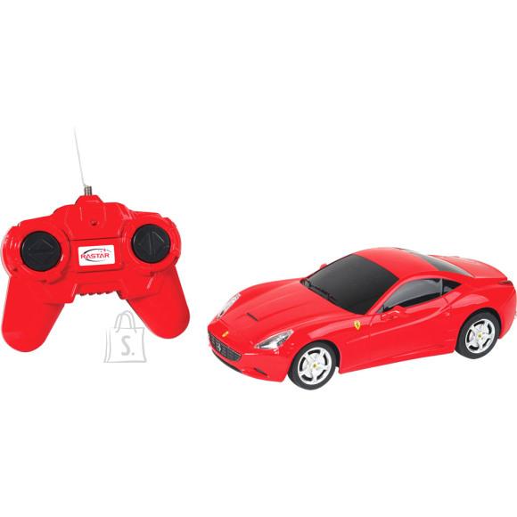 Rastar raadio teel juhitav mudelauto Ferrari California 1:24
