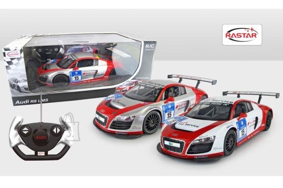 Rastar raadio teel juhitav Audi R8 LMS Performance 1:14, erinevad variandid