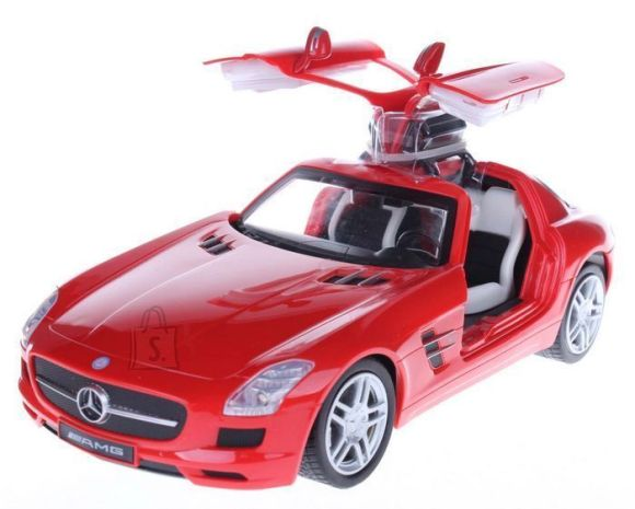 Rastar raadio teel juhitav mudelauto Mercedes-Benz SLS AMG 1:14
