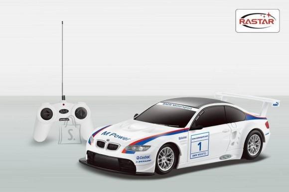 Rastar raadio teel juhitav mudelauto BMW M3 1:24