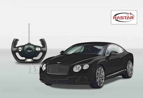 8777fadecfb Rastar raadio teel juhitav mudelauto Bentley Confinental GT 1:14