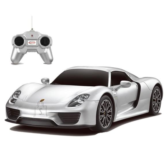 Rastar raadio teel juhitav Porsche 918 Spyder 1:24, erinevad valikud