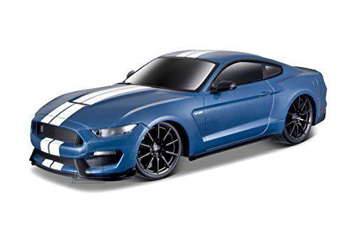MAISTO TECH auto 1:24, Ford Shelby GT350, valge, 81088
