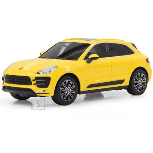 Rastar raadio teel juhitav mudelauto Porsche Maccan Turbo 1:24