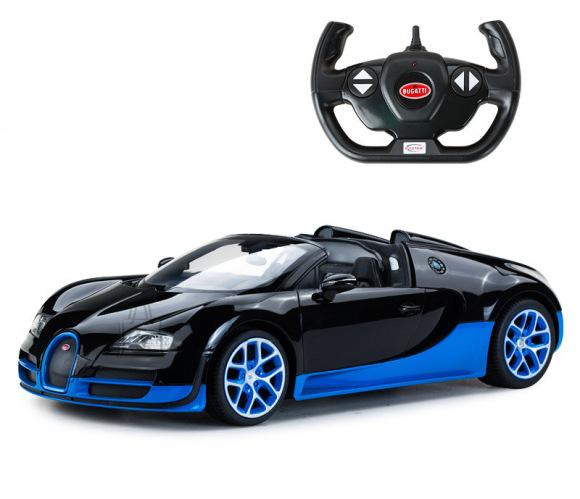 Rastar raadio teel juhitav Bugatti Veyron 16.4 Sport, erinevad variandid