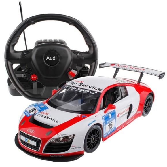 RASTAR raadioteel juhitav auto Audi R8 1:14