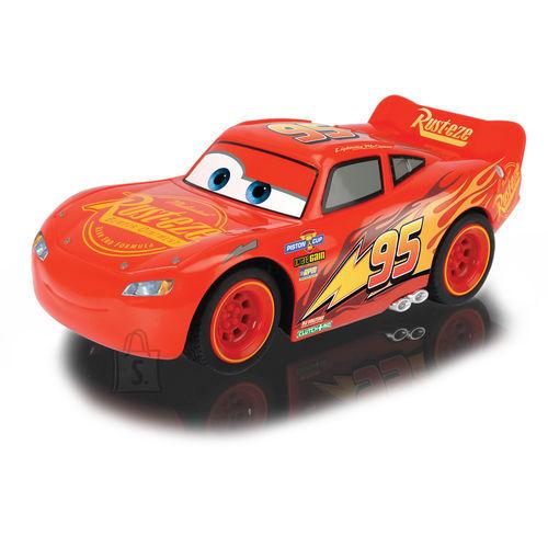 Dickie Toys raadio teel juhitav auto Pikne McQueen 1:12