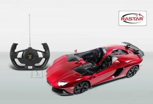 RASTAR 1:12 R/C auto Lamborghini Aventador, 57500