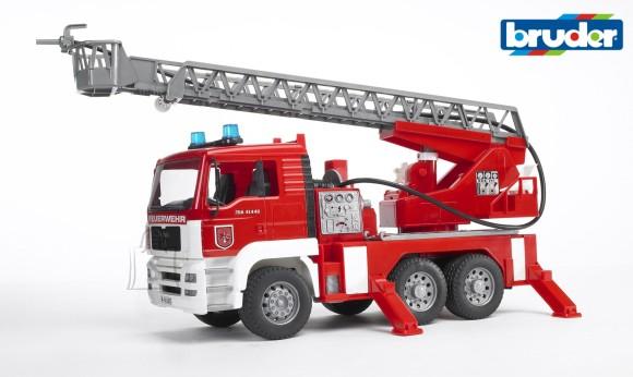 BRUDER tuletõrjeauto, 02771