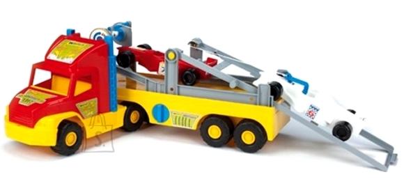 Wader mängu veoauto + F1 vormelid