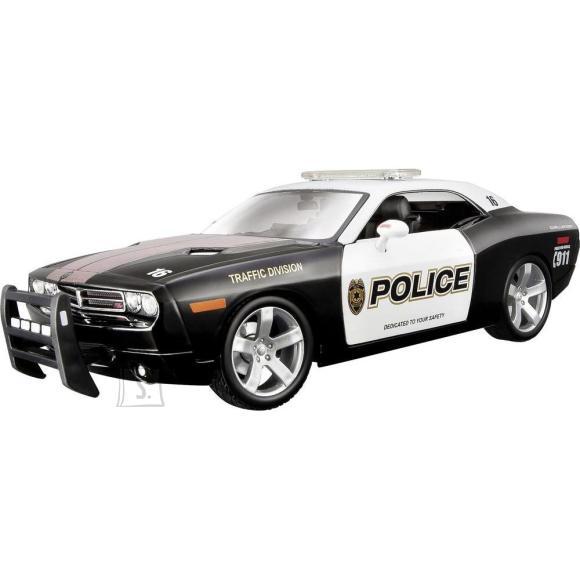 Maisto Tech mudelauto Dodge Special Edition politseiauto 1:18