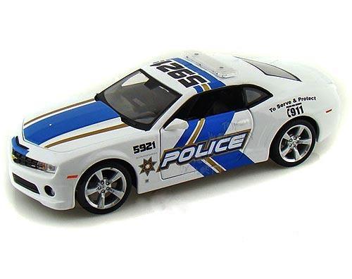 Maisto Tech politseiauto Chevrolet Special Edition