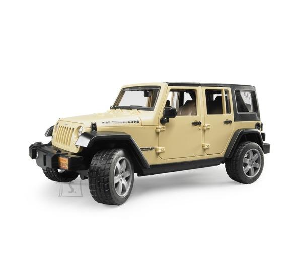 BRUDER auto Jeep Wrangler Rubicon, 02525