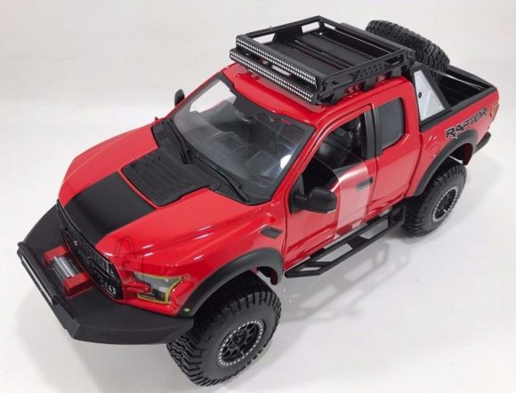 Maisto Tech mudelauto Ford F150 Raptor SE Trucks 2017 1:24