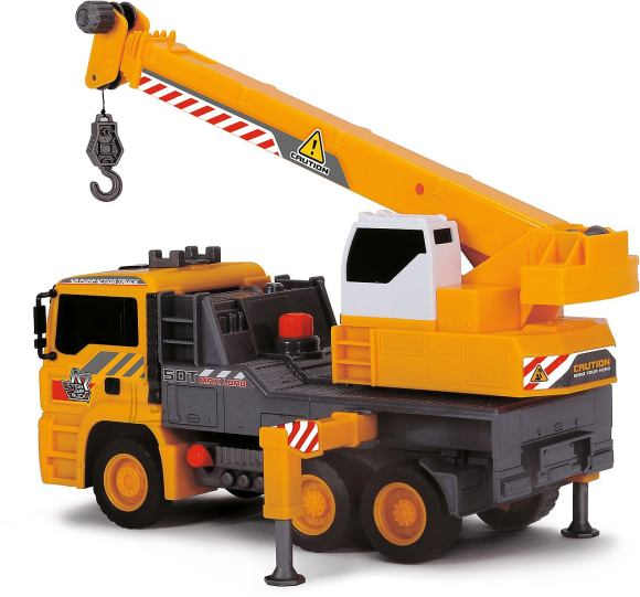 Simba mängu kraanaauto Dickie Toys Air Pump