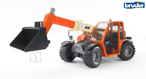 BRUDER traktor teleskooplaaduriga, 02140