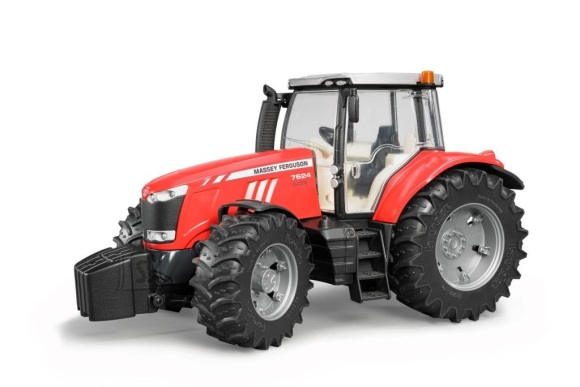 Bruder traktor 1:16