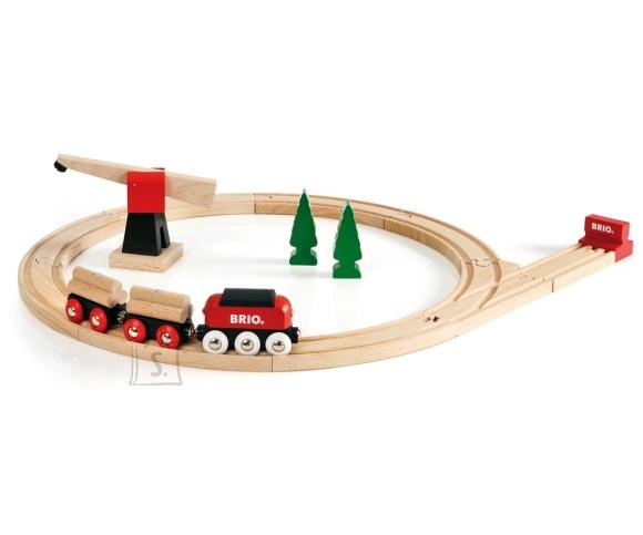 Brio klassikaline rongirada