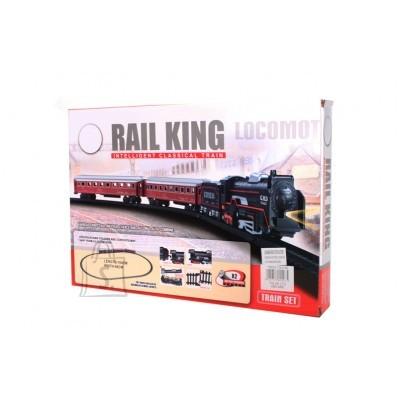 Rongirajakomplekt B/O Rail King, 1404B206/19033-7