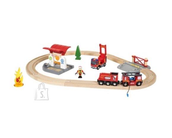 Brio rongiraja komplekt Tuletõrjujad