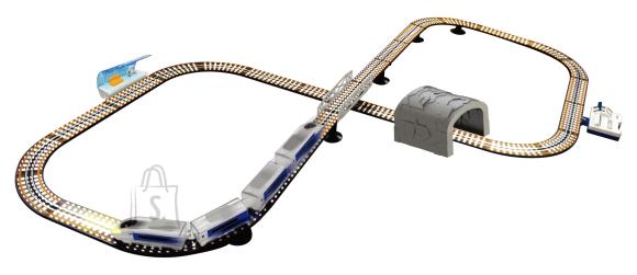 Golden Bright keskmine rongiraja komplekt Bullet Train