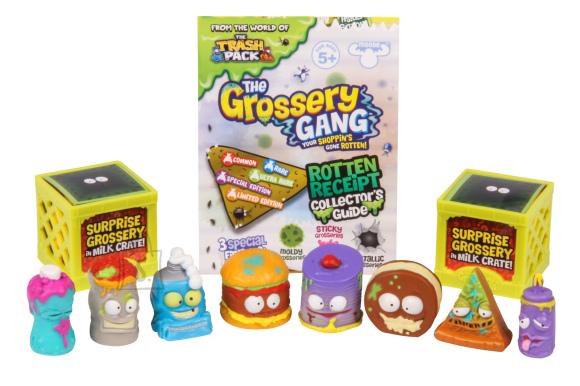 Grossery Gang tegelaskujude komplekt suur pakk, 10 tk
