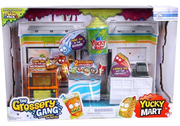Grossery Gang mängukomplekt Yucky Mart