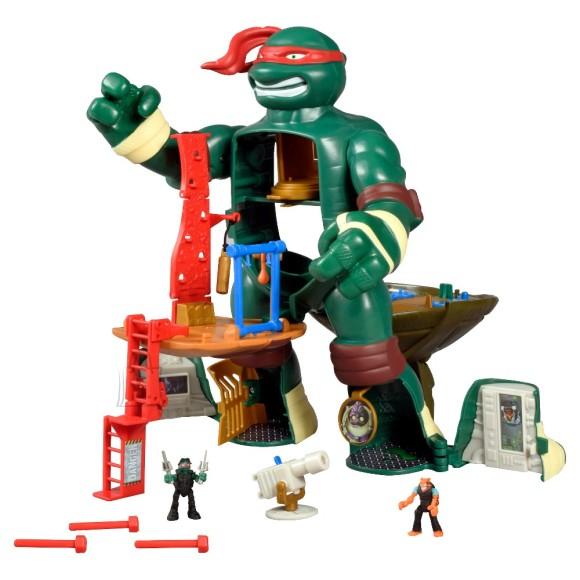 Teenage Mutant Ninja Turtles mängukomplekt Mini Train & Battle