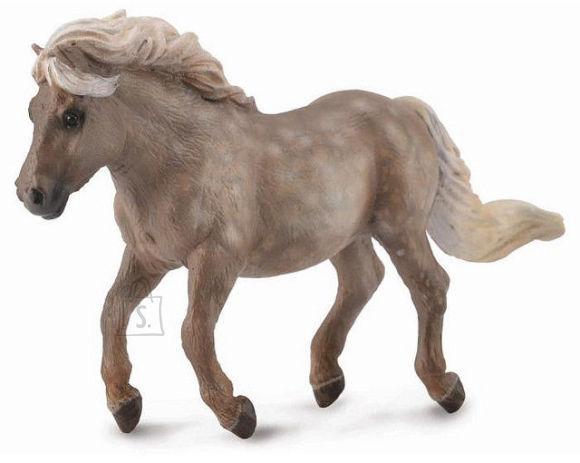 Collecta shetlandi poni hõbegeeniga