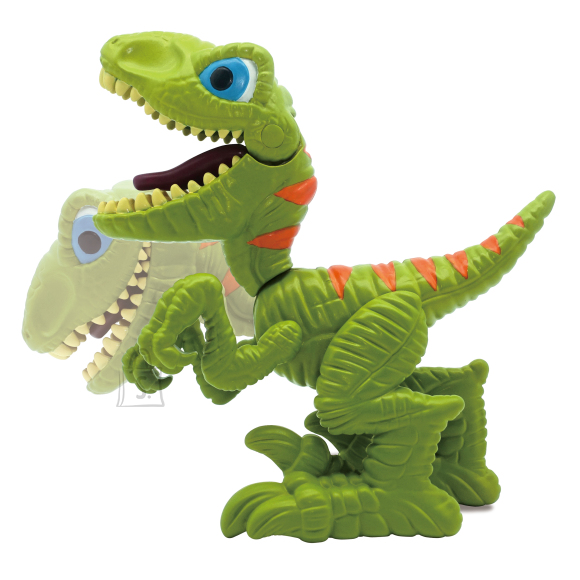 MEGASAUR JUNIOR dinosaurus Raptor, 16917