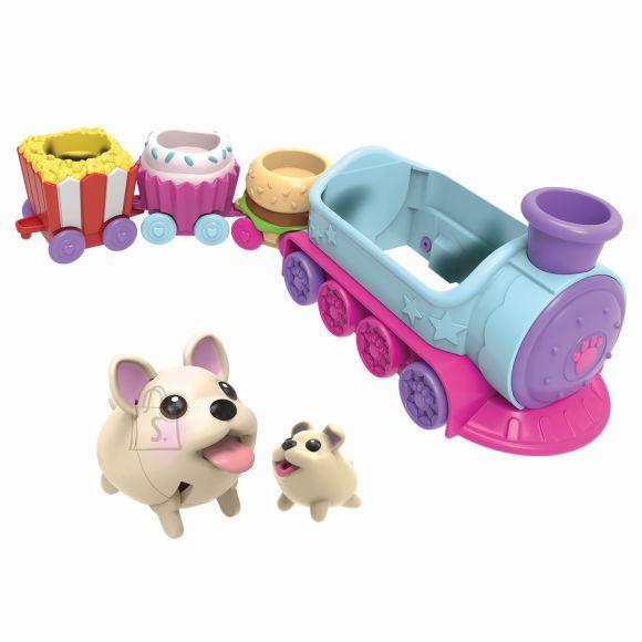 Chubby Puppies mängukomplekt lõbustuspark Mini