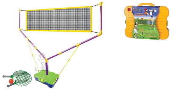 King Sport laste tennise komplekt, võrk + reketid + alus