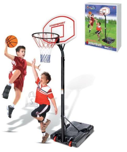 King Sport korvpallilaud alusega