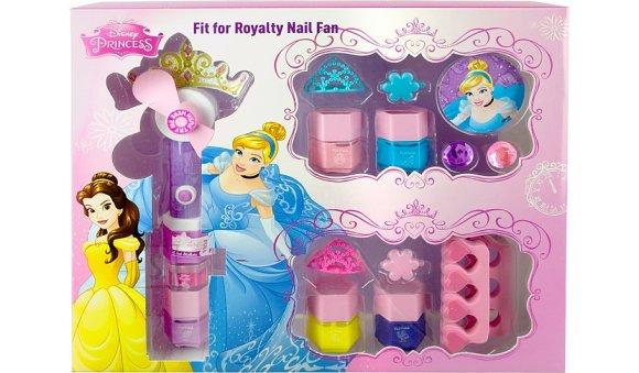 Markwins International laste maniküüri komplekt Fit For Royalty