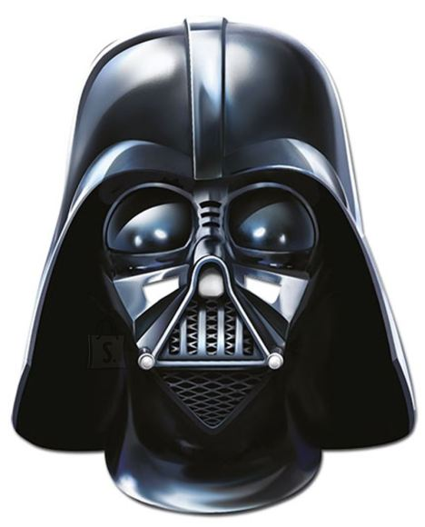 Rubies mask Darth Vader